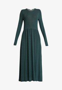 Samsøe Samsøe - LEAH DRESS - Maxi dress - dark green - 5