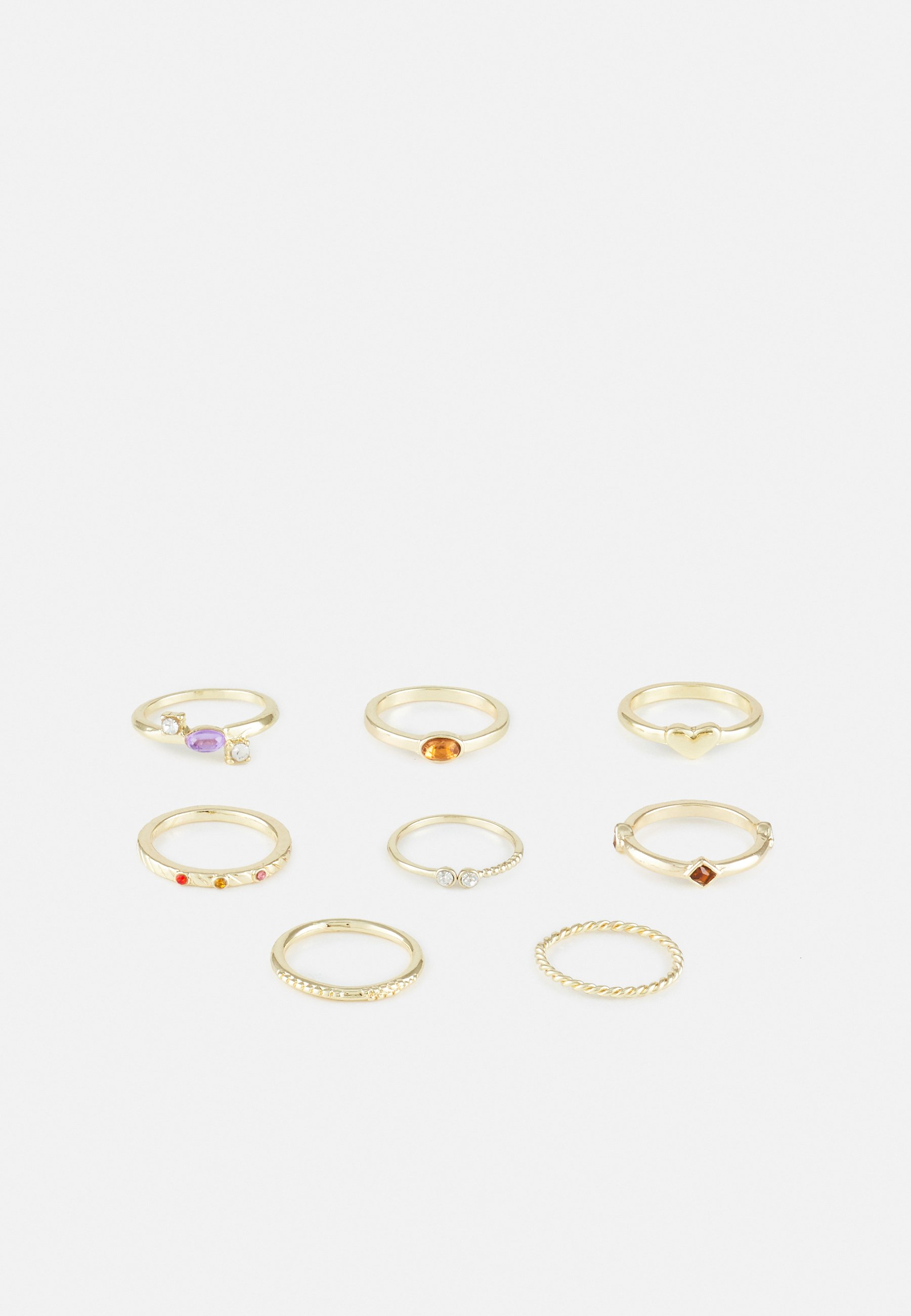 Donna PCOLINA RING 7 PACK - Anello
