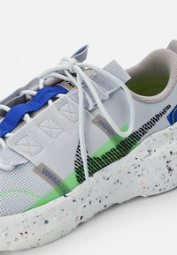 Nike Sportswear - CRATER IMPACT  - Sneakersy niskie - pure platinum/black-electric green-racer blue-college grey - 5