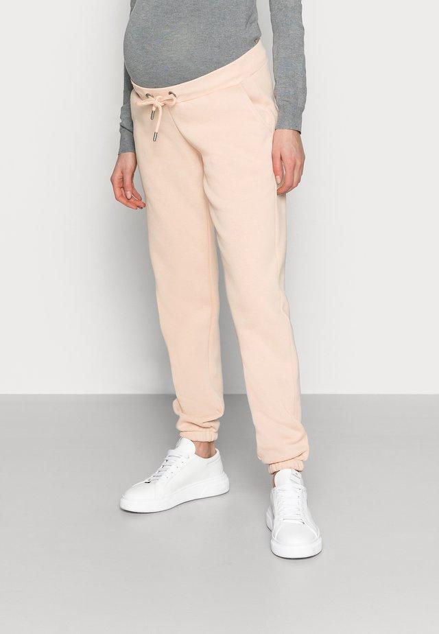 MLCHRISTEL PANT - Spodnie treningowe - peach pink