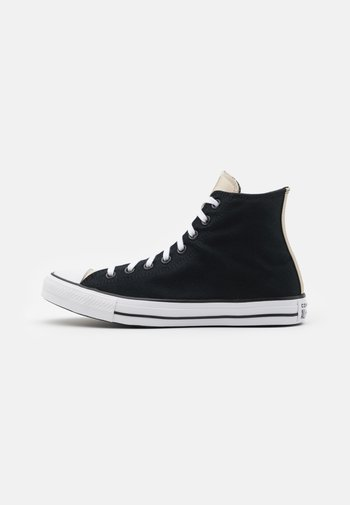 CHUCK TAYLOR ALL STAR MONO - Zapatillas altas - black/white