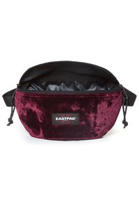 Eastpak - SPRINGER CRUSHED  AUTHENTIC - Bältesväska - bordeaux - 3