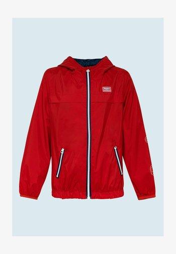 ALAN - Light jacket - mars rot
