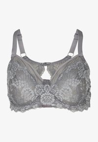 Devoted By Zizzi - FREJA - Soutien-gorge à armatures - smoked pearl - 3