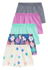 Next - 5 PACK SHORTS - Shorts - pink - 0