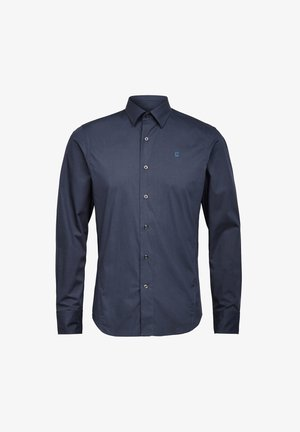 DRESSED SUPER SLIM - Shirt - mazarine blue