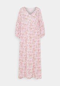 POVSA DRESS - Maxi šaty - cherry blossom flower