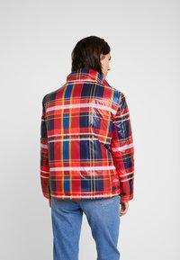 s.Oliver - OUTDOOR - Zimní bunda - red - 3
