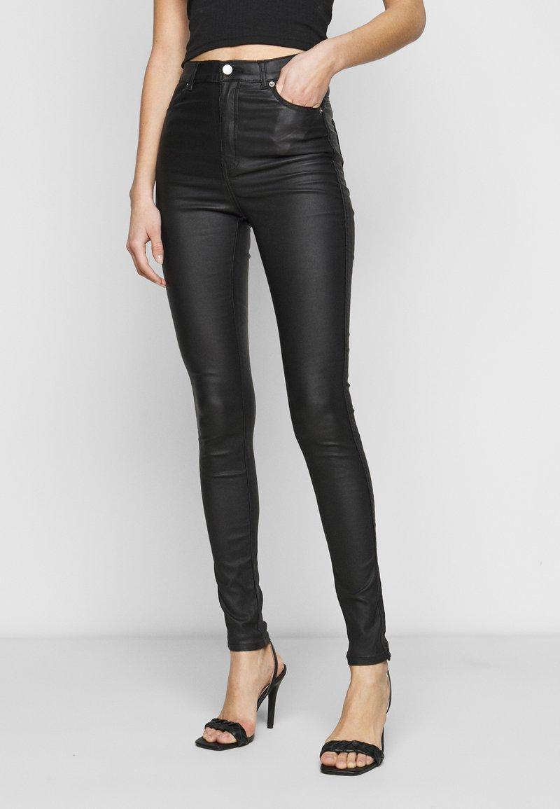 Dr.Denim Tall - MOXY - Jeans Skinny Fit - black metal