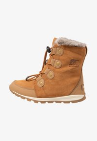 Sorel - YOUTH WHITNEY - Lace-up ankle boots - elk/natural - 1