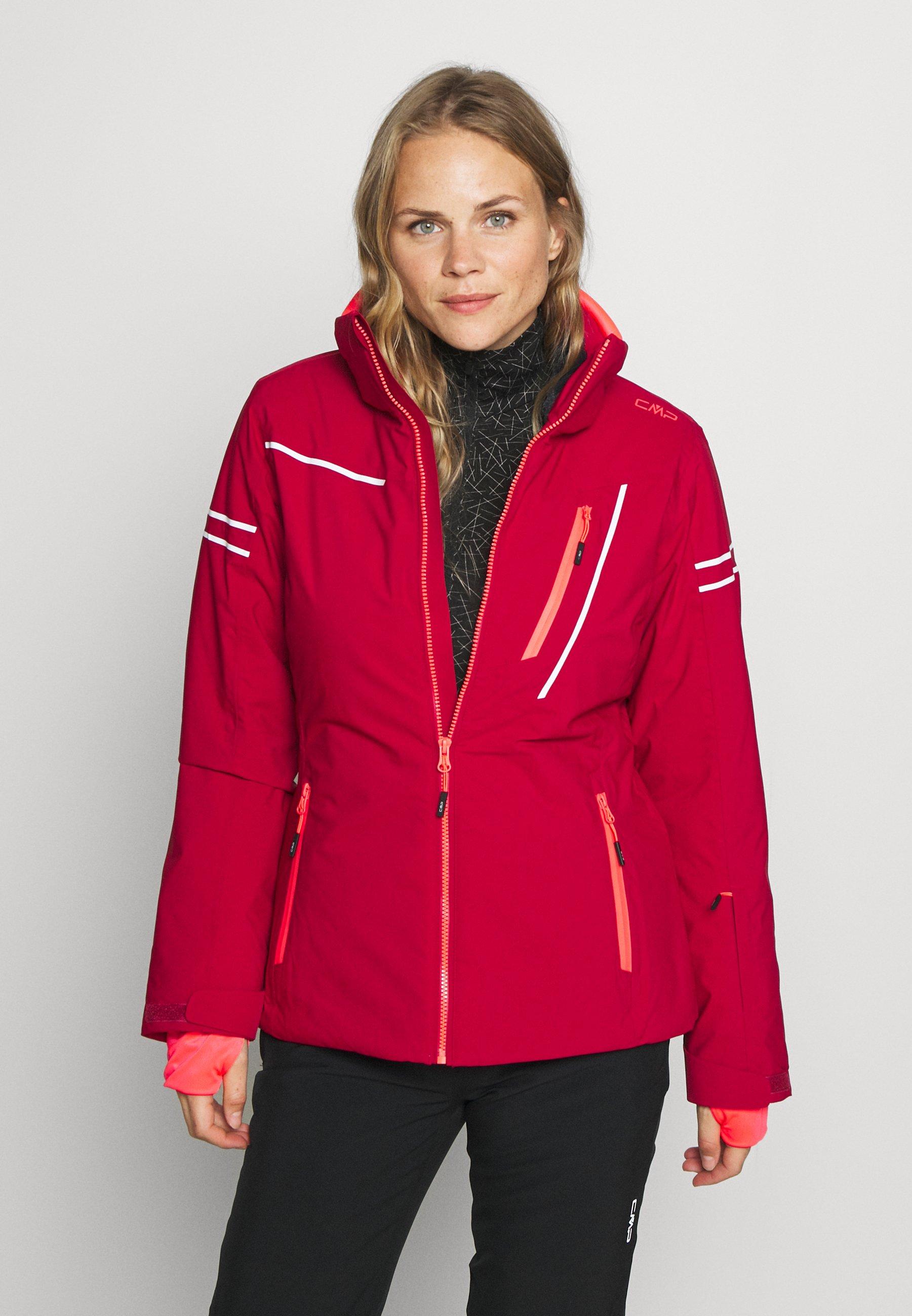 Women WOMAN JACKET ZIP HOOD - Ski jacket