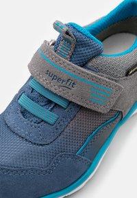Superfit - SPORT5 - Tenisky - blau/grau - 5