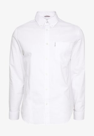 SIGNATURE OXFORD SHIRT - Shirt - white