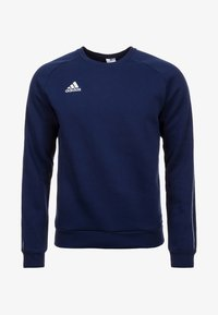 adidas Performance - CORE ELEVEN FOOTBALL LONG SLEEVE PULLOVER - Sweatshirt - dark blue - 0