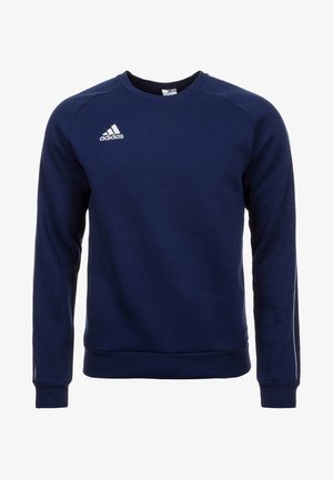 CORE ELEVEN FOOTBALL LONG SLEEVE PULLOVER - Mikina - dark blue