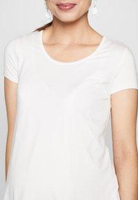 bellybutton - STILL ARM - Camiseta básica - cloud dancer - 6