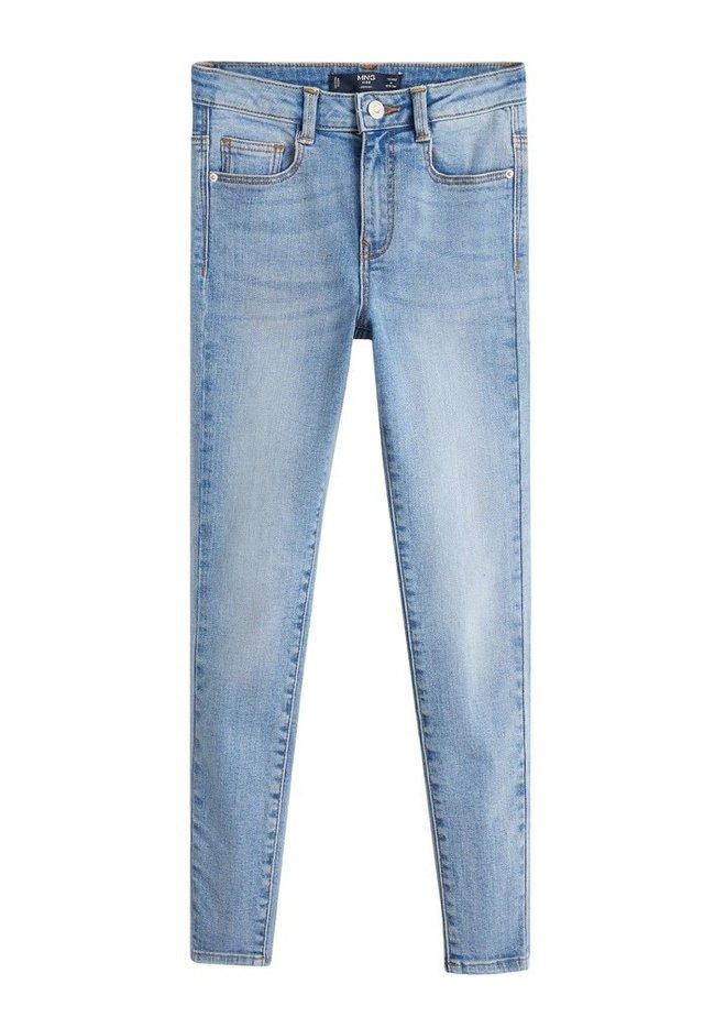 SKINNY JEANS - Jeans Skinny Fit - mittelblau