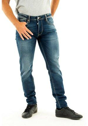 Slim fit jeans - bleu