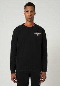 Napapijri - B-ICE CREW - Sweatshirt - black 041 - 0
