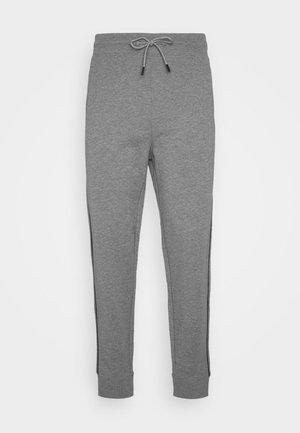 DOAKY - Tracksuit bottoms - open grey