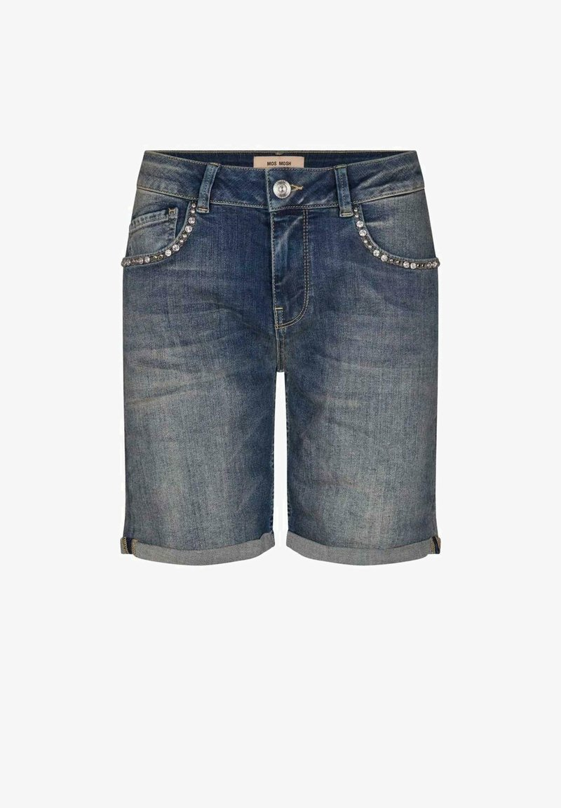 Mos Mosh - Denim shorts - blue