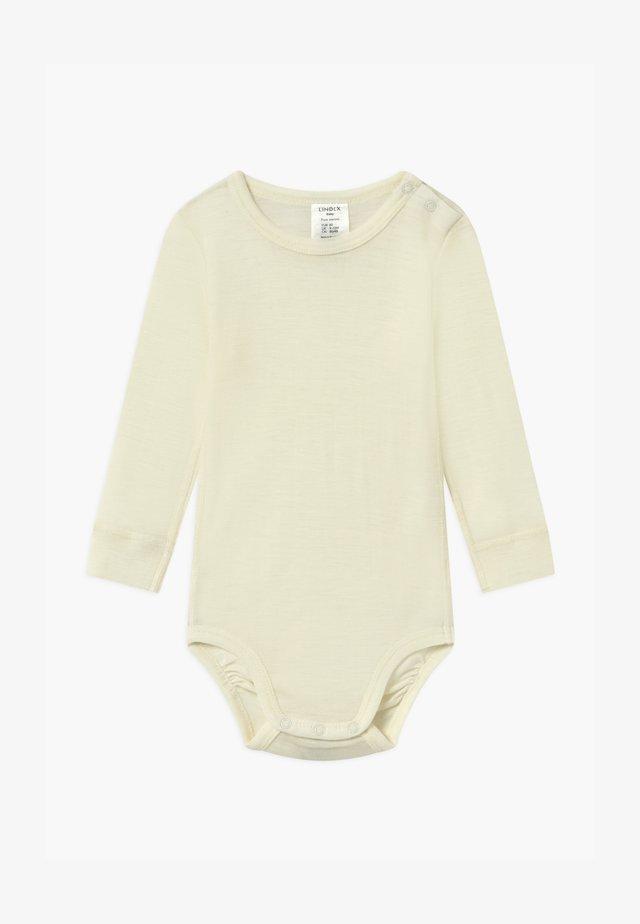 BABY WOOL UNISEX - Body - off white