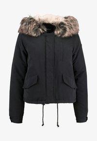 ONLY - ONLNEW SKYLAR - Winter coat - black - 5