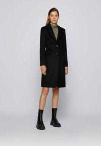 BOSS - CURIA - Manteau classique - black - 1
