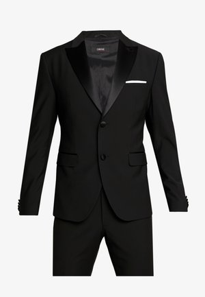 CIFIDELIO TUX - Oblek - black