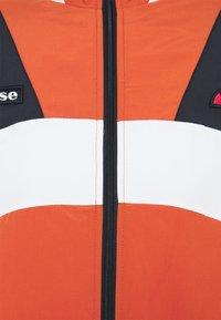 Ellesse - GONZAGA JACKET - Lehká bunda - dark orange - 2
