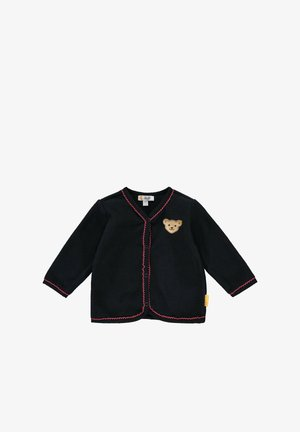 Fleece jacket - steiff navy