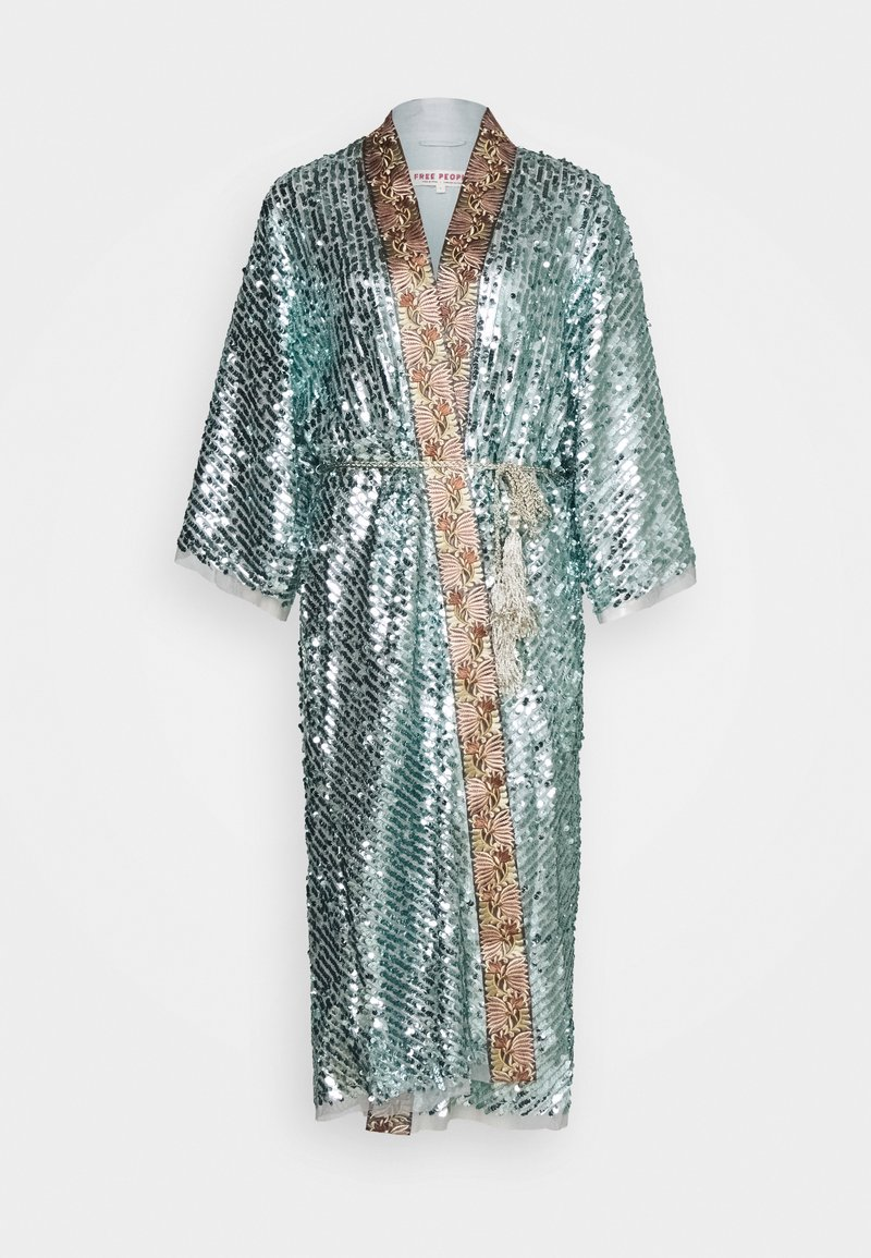 Free People - LIGHT IS COMING DUSTER - Summer jacket - green
