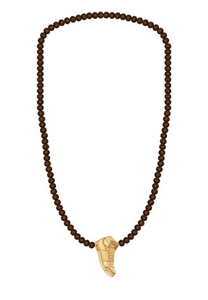 Necklace - braun