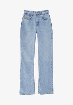 Bootcut jeans - light blue