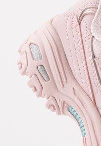 Skechers - D'LITES - Sneakersy niskie - light pink - 2