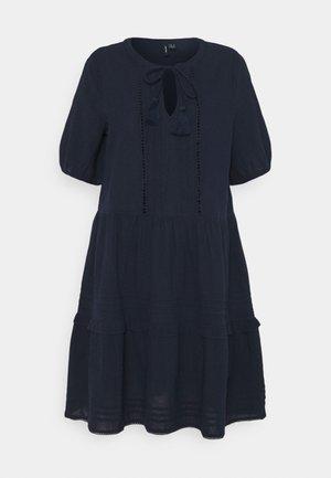 VMIBIA SHORT DRESS - Denní šaty - navy blazer