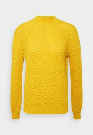 YASBETRICIA - Sweter - old gold