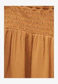 PULL&BEAR - Shorts - orange - 4