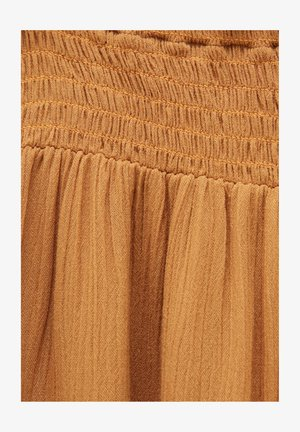 MIT GUMMIZUG - Shorts - orange