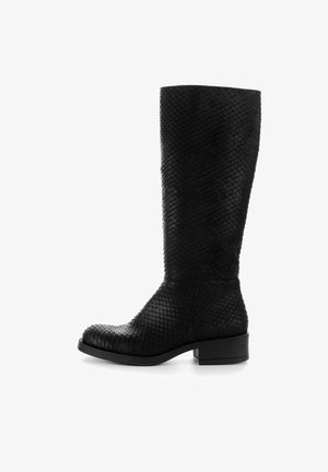 ZOGNO  - Høje støvler/ Støvler - black