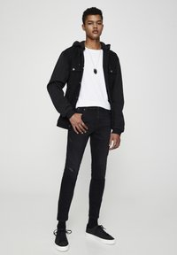 PULL&BEAR - Jeans Skinny Fit - dark grey - 1