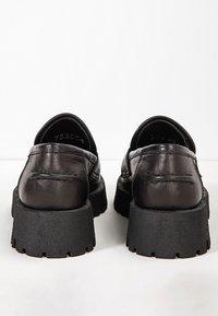 Inuovo - Slip-ons - black blk - 4