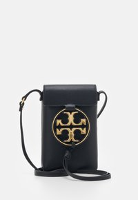 Tory Burch - MILLER PHONE CROSSBODY - Skulderveske - black