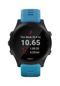 """Garmin - GARMIN GPS-LAUFUHR SET """"FORERUNNER 945 TRI BUNDLE"""" - Smartwatch - black - 4"""