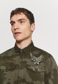 Schott - VICTORY - Overhemd - kaki - 5