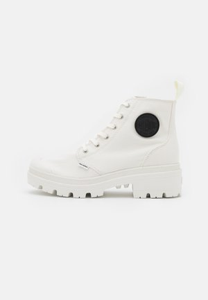 PALLABASE  - Ankle boot - star white