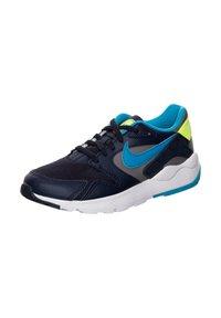 Nike Sportswear - VICTORY - Trainers - smoke grey / laser blue / midnight navy - 2