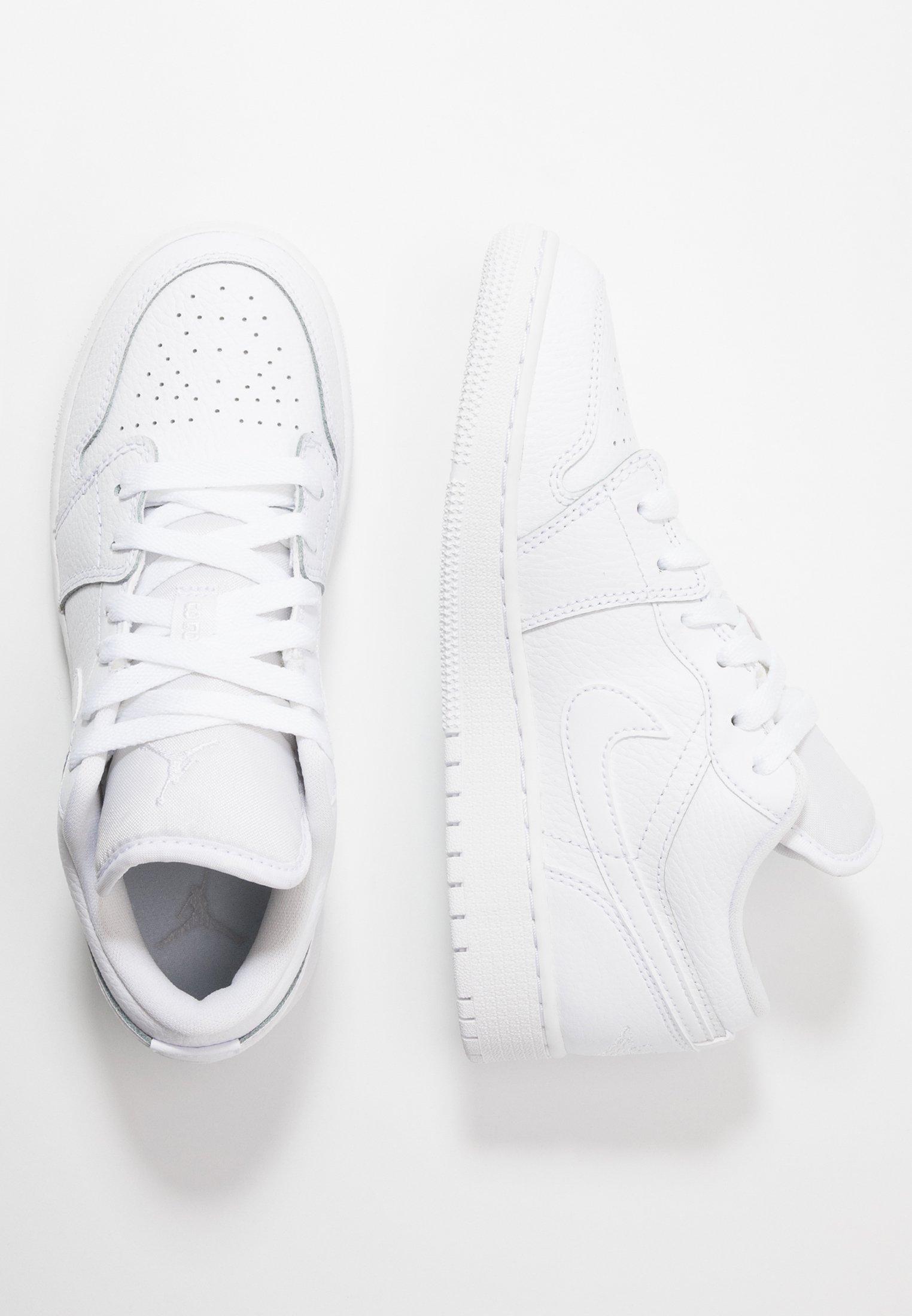 AIR 1 LOW UNISEX - Chaussures de basket - white