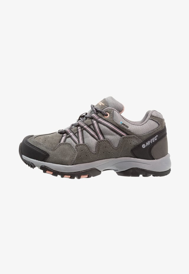 RAMBLER WP WOMEN - Chaussures de marche - charcoal/blush