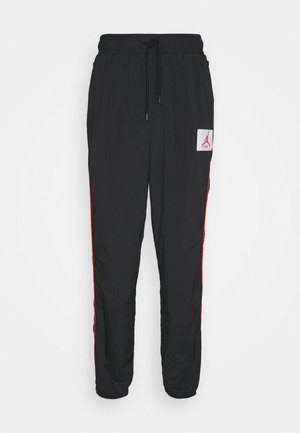 FLIGHT WARMUP PANT - Træningsbukser - black/university red